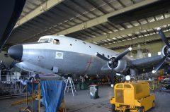 Douglas C-54E Skymaster VH-PAF HARS
