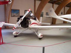 Druine D. 31 Turbulent, Danmarks Flymuseum Stauning