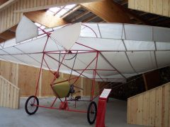 Ellehammer 1906 (replica) Danmarks Flymuseum Stauning