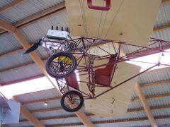 Ellehammer Standard 1909 - KZ (replica) Danmarks Flymuseum Stauning