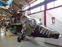 Eurocopter Tigre PAH2 98+23 German Army, Hubschraubermuseum, Buckeburg