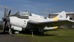 Fairey Gannet T.2 XA508 GN-627 RAF