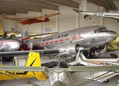 Finnish Aviation Museum