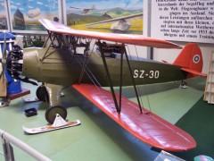 Focke Wulf FW 44 J Stieglitz