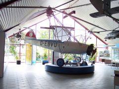 Focke-Wulf Fw 61 D-EBVU Hubschrauber Museum