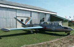 Fouga CM170 Magister 10 French Air Force, Musée Européen de l'Aviation de Chasse Montelimar