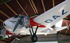 General Aircraft ST25 Monospar OY-DAZ