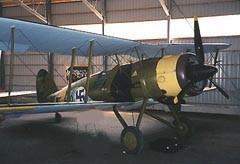 Gloster Gauntlet II (GT-400) OH-XGT
