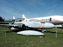 Gloster Meteor NF.11 NF11-1 French Air Force, Musée Européen de l'Aviation de Chasse Montelimar