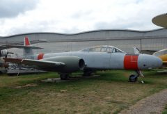 Gloster Meteor NF11 NF11-8/BG French Air Force, Ailes Anciennes Toulouse
