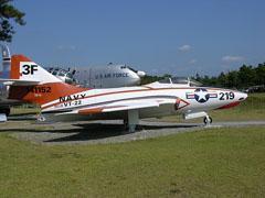 Grumman TAF-9J Cougar 141152/3F-219