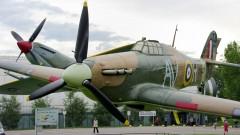 Hawker Hurricane Mk.II Z3427/AV-R