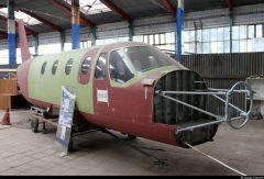 Ibis Aerospace Ae.270 Spirit, Letecké Muzeum Koněšín (Olomouc)