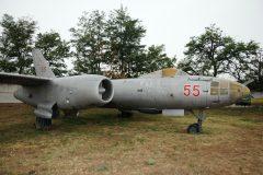 Ilyushin IL-28 55 Hungarian Air Force, Szolnok Aviation Museum