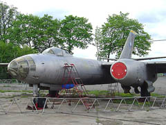 Ilyushin Il-28RT 2404