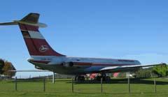 Ilyushin Il-62 DDR-SEG Interflug