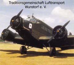 Ju 52 Halle