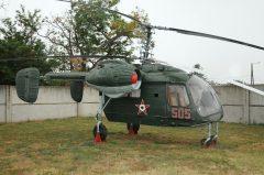 Kamov Ka-26 505 Hungarian Air Force, Szolnok Aviation Museum