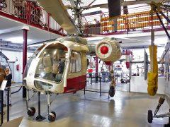 Kamov Ka-26 D-HOAL, Hubschraubermuseum, Buckeburg