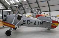 La Cierva C-19MK-4P EC-AIM