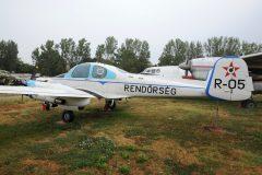 Let L-200D Morava R-05 Hungarian Air Force, Szolnok Aviation Museum
