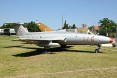 Let L-29 Delphin 376 Hungarian Air Force, Pinter Muvek Military Museum