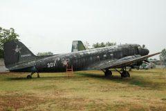 Lisunov Li-2T301 HA-LIS Hungarian Air Force, Szolnok Aviation Museum