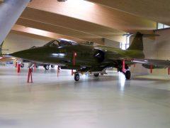 Lockheed F-104G Starfighter R-888 Danish Air Force, Danmarks Flymuseum Stauning