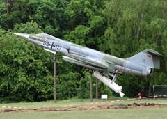Lockheed F-104G ZELL Starfighter DB+127 Luftwaffe