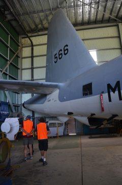 Lockheed P2V-7 Neptune VH-LRR/147566/566 French Navy, HARS