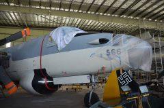 Lockheed P2V-7 Neptune VH-LRR 147566 566 French Navy, HARS