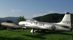 Lockheed T-33A 70726/TR-726