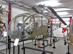 Merckle SM-67 V3 D-9506 German Army, Hubschraubermuseum, Buckeburg