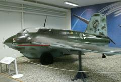 Messerschmitt Me163B-1a 191904 Luftwaffe