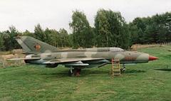 MiG-21SPS-K 981