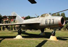 Mikoyan Gurevich MiG-15bis 677 Hungarian Air Force, Pinter Muvek Military Museum