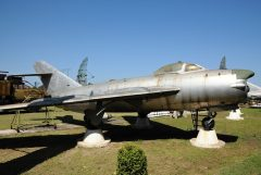 Mikoyan Gurevich MiG-17PF 847 Hungarian Air Force, Pinter Muvek Military Museum