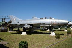 Mikoyan Gurevich MiG-21F-13 1907 Hungarian Air Force, Pinter Muvek Military Museum