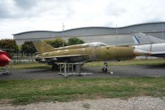 Mikoyan Gurevich MiG-21M 22+86 German Air Force, Ailes Anciennes Toulouse