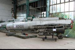 Mikoyan-Gurevich MiG-21MF 1201 Czech Air Force, Letecké Muzeum Koněšín (Olomouc)