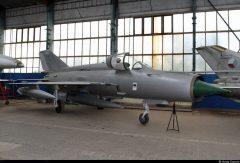 Mikoyan-Gurevich MiG-21MF 4313 Czech Air Force, Letecké Muzeum Koněšín (Olomouc) | Andey Davey