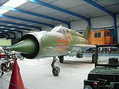 Mikoyan Gurevich MiG-21MF 529