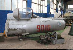 Mikoyan-Gurevich MiG-21MF 9010 Czech Air Force, Letecké Muzeum Koněšín (Olomouc)