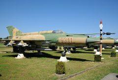 Mikoyan Gurevich MiG-21MF 9311 Hungarian Air Force, Pinter Muvek Military Museum