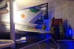 Mikoyan Gurevich MiG-21R 45 Russian Air Force Mémorial de Caen