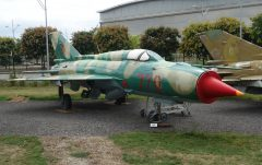 Mikoyan Gurevich MiG-21SPS 770 East German Air Force, Ailes Anciennes Toulouse