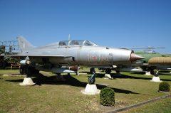 Mikoyan Gurevich MiG-21U-400 1418 Hungarian Air Force, Pinter Muvek Military Museum