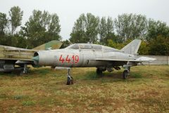 Mikoyan Gurevich MiG-21U-600 4419 Hungarian Air Force, Szolnok Aviation Museum