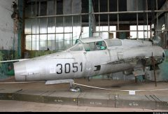 Mikoyan-Gurevich MiG-21UM 3051 Czech Air Force, Letecké Muzeum Koněšín (Olomouc)