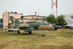 Mikoyan Gurevich MiG-21bisAP 5721 Hungarian Air Force, Szolnok Aviation Museum, Petr Nesmerak
